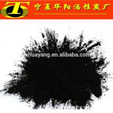 Carbón en polvo negro activado carbón en kg