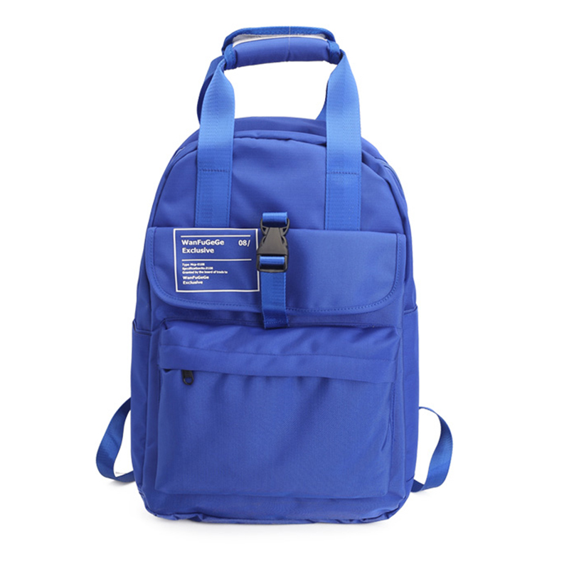 Polyester waterproof backpack