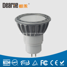 Aluminum led spot light 4w MR16 GU5.3 GU10 DC12V AC85-265V spotlight