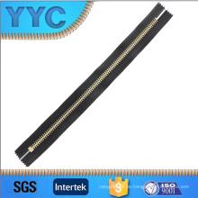 Metall-Material und Kleidungsstück Verwendung Flame Resistance Zipper