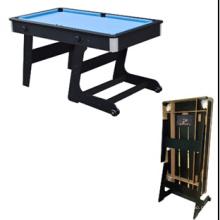 5′ Foldable Leg Pool Table