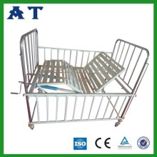 Stainless Steel pediatric bed