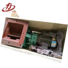 Alimentador de pó de válvula rotativa de estoque