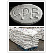 CPE135A pour additifs modificateurs d'impact PVC
