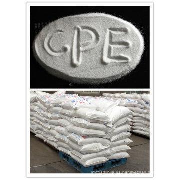 CPE135A para modificadores de impacto de PVC aditivos