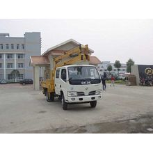 Dongfeng used lifting platforms equipment vehicle for sale