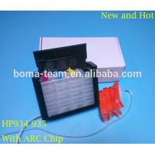 Meilleur CISS pour HP 934 935 XL pour HP934XL BK et pour HP935XL Couleur Continu Système d'alimentation en encre pour imprimante HP DJ 6230 6830
