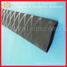 black non-slip heat shrink tube for dragon boat paddle