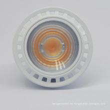 Iluminación LED COB E27 PAR30 7W COB Spot Light.