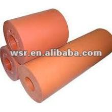 Rouleau en caoutchouc industriel / Rouleau en caoutchouc SBR / Rouleau EPDM