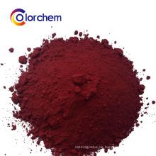 Anorganisches Pigment-Eisenoxid-Rot-Pulver-Preis