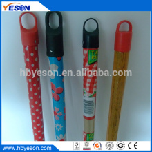 House holding 2.2cm x 120cm straight eucalyptus wooden broom stick