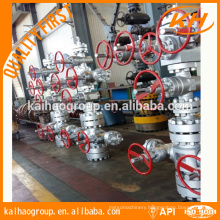 API 16A Christmas Tree for wellhead China manufacture KH oil gas