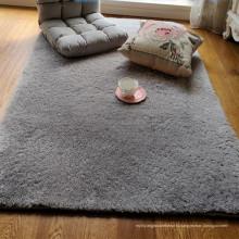 домашний стиль серый ковры для гостиной