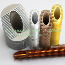 ANSI B36-10M Finned Tube and Pipe Heat Dissipation