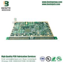 8 Schichten HDI PCB FR4 Tg170 Impedanzkontrolle BGA