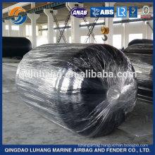 yokohama foam filled rubber fender