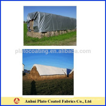 UV Stabilized/UV Protected Hay Stack Cover