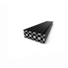 Perfil de extrusión de aluminio rectangular