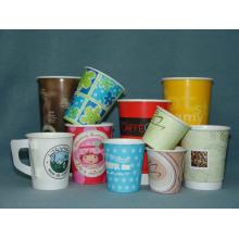 Одноразовая питьевая бумага Кофейные чашки