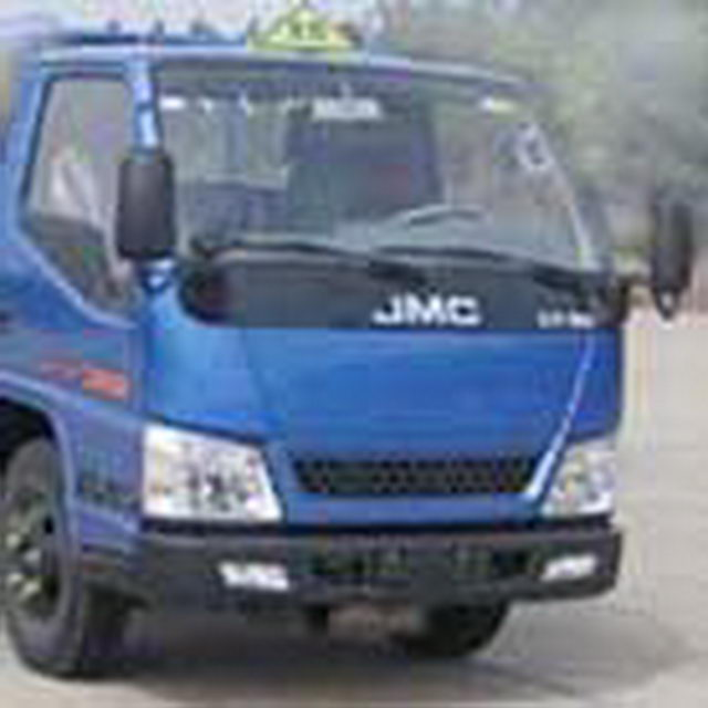 JMC Small 3.2CBM Oil Tanker à vendre