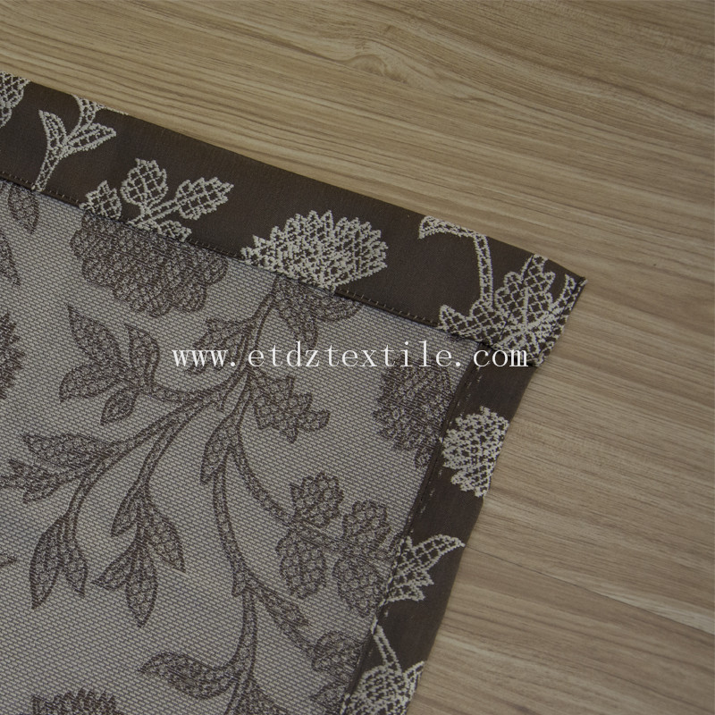 embroidery curtain fabric