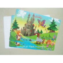 Colorful Printing PP / PVC Placemat & Coaster