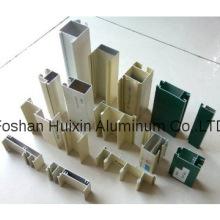 aluminum channels, Aluminum Profile for window to Nigeria market