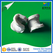 Ceramic Berl Saddles-Tower Filling Packing