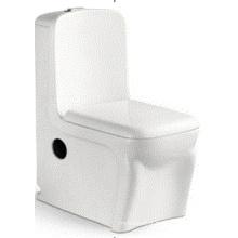 Toilette en céramique à une pièce de qualité supérieure de qualité supérieure (6213)