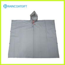 Eco-Friendly EVA Rain Poncho Poncho de pluie pour adultes
