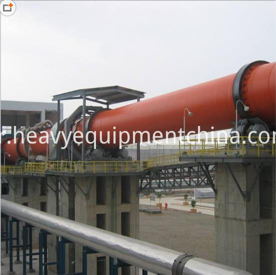 Limestone calcinating equipment