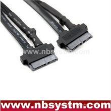 DVD COMBO DVDRW cabo de alimentação 6pin + 7pin, unidade de CD SATA power + data cable