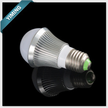 3W Aluminum Dimmable LED Bulb Light