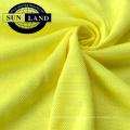nouveau style conception 100 polyester fil de fit fit tricot horizon jersey tissu pour sportswear