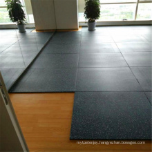 High Quality Interlock Tumbling Weight Training Floor Protection Gymguard Martial Rubber Mats