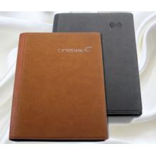 Livres d'étudiant de haute qualité Cahiers d'ordinateur en cuir personnalisés