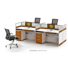 Computer 4 Seater Standard Sizes of Workstation Furniture (FOH-SS18-2812-A)