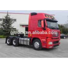 Dayun marca 6x4 unidad tractor cabeza camión para remolque de bienes comunes