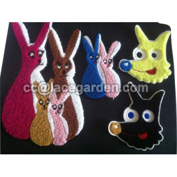 New Design Embroidery Fabric
