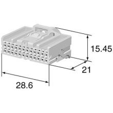 Conector Fêmea Automotivo Sumitomo 6098-5283