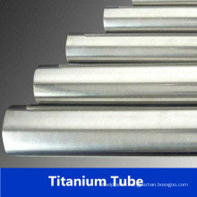 Welded Gr1 Stainless Steel Titanium Tube From China Factory