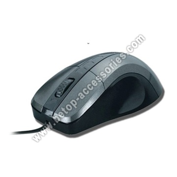 Kabelgebundene Maus schwarz