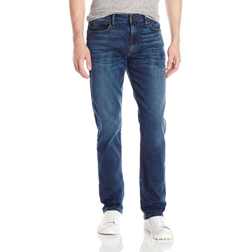Tencel Denim Calças Blended Capris For Men