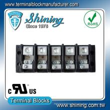 TGP-085-05JSC Power Distribution 85A 3 Wire 5P Distribution Block