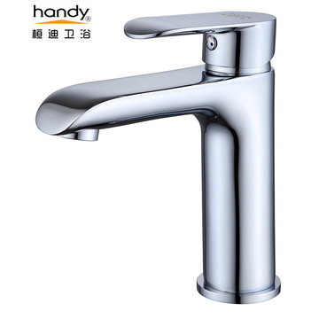 Menangani Single Faucet Mandi Basin Sink