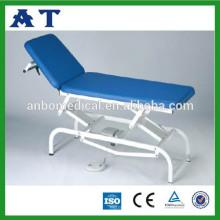 Cómoda cama de masaje de fisioterapia eléctrica de 3 secciones