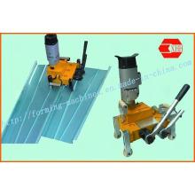 Máquina de cortar elétrica para cobertura de cobertura permanente
