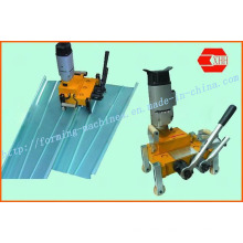 Electric Seamer for Standing Seam Roofing
