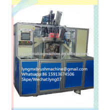 Machine de perçage et de remplissage de brosse de commande numérique par ordinateur de 5 axes (2 têtes de perçage et de remplissage)